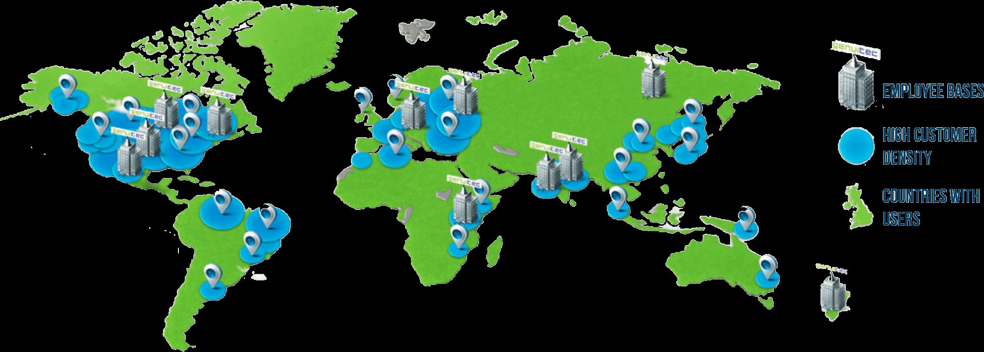 Working virtually at Genuitec creates a global team