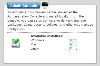 download_admin_console