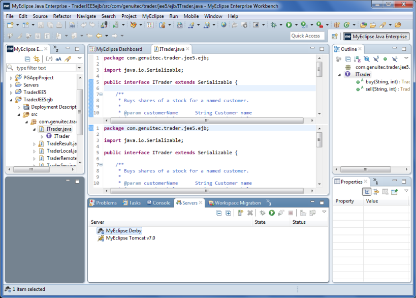Myeclipse ide reviews: overview, pricing and features.