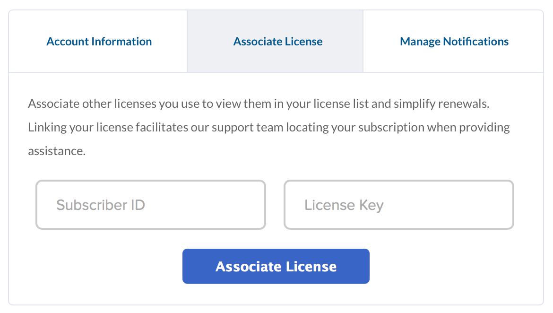 associate license