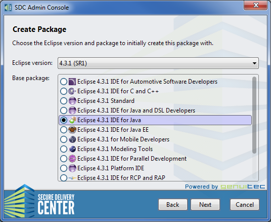 add_eclipse_package