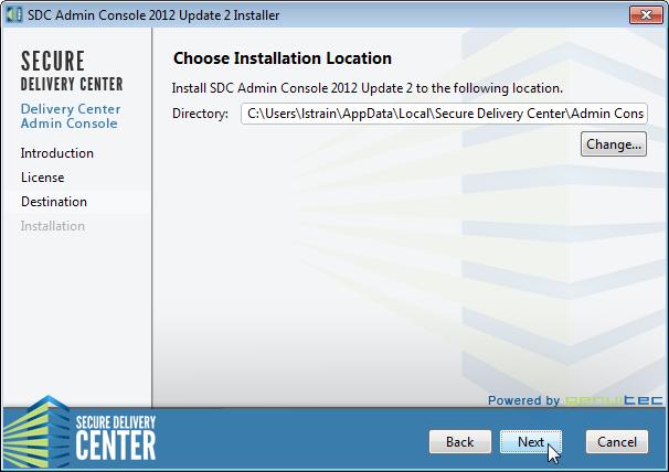 admin_console_installation