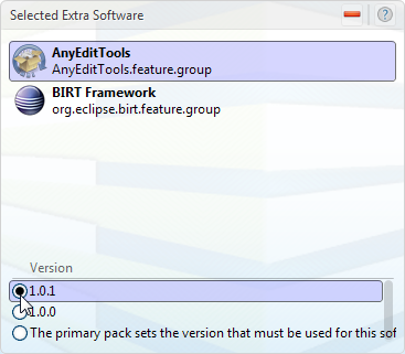 selecting_third_party_software_version