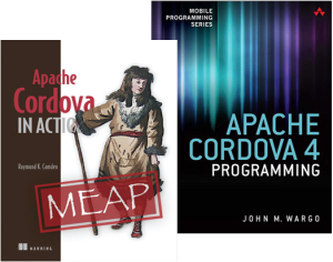 books about Cordova app development highlight GapDebug