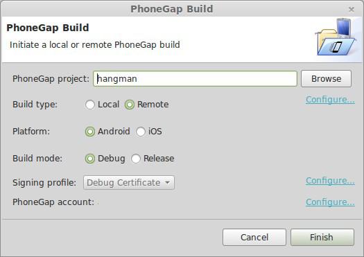 phonegapbuild