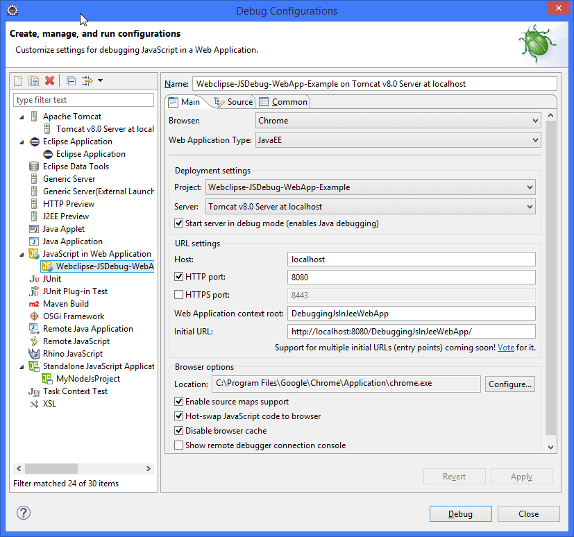 JSDebugConfiguration