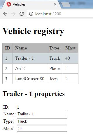 vehicleregselected