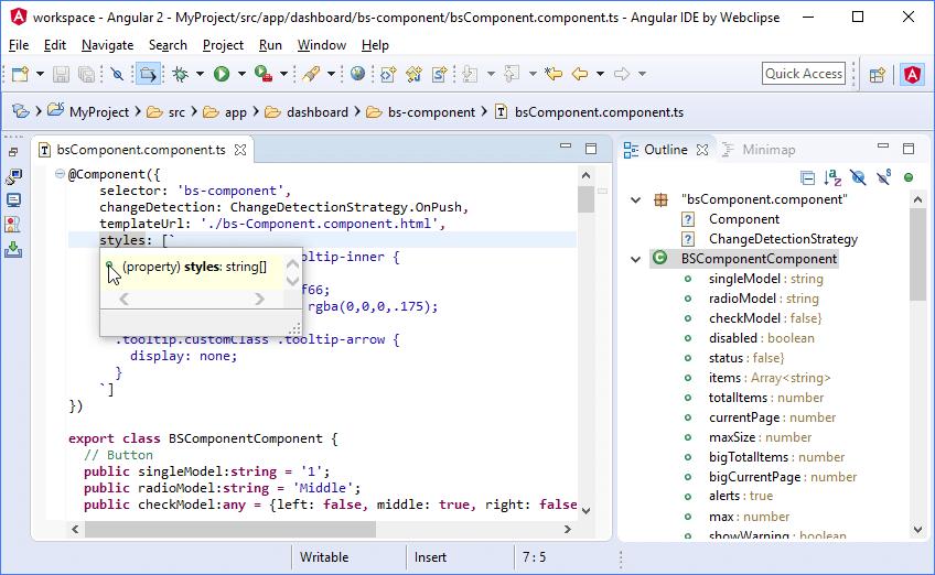 TypeScript Coding
