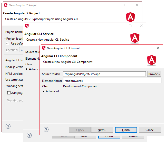 Creating Your First Angular 2 Application