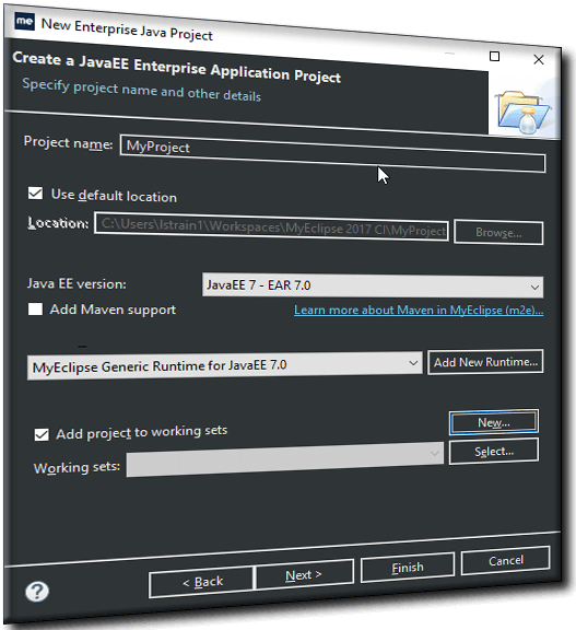 Optimize Java EE Development