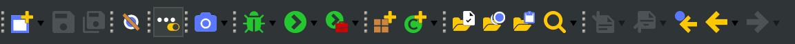 dd-toolbar