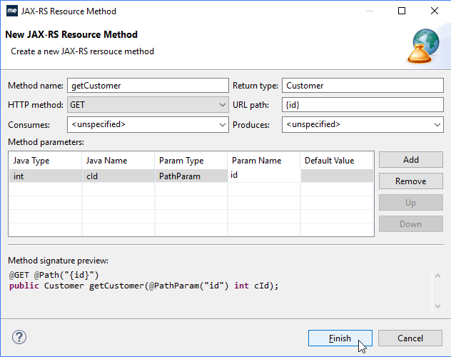 wsnewmethodparameters