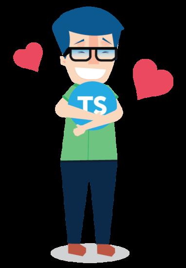 bob loves TS