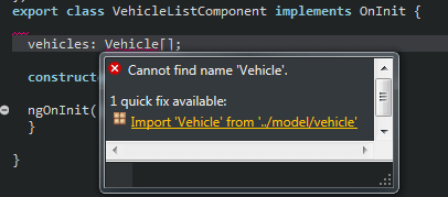 vehicle-list-component