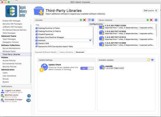 thirdpartylibsconfigureproxy