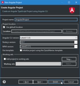 ci-9-create-angular-project