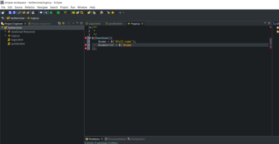 webclipse-syntax-highlighting