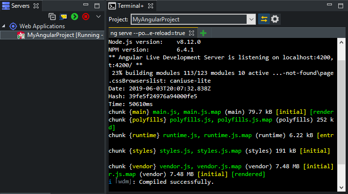 CLI Integration